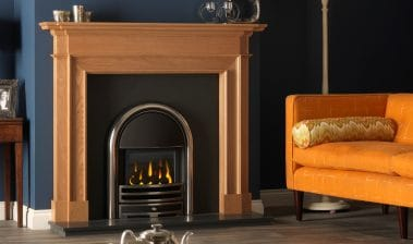 Coronavirus Stay-at-home: Fireplace Advantages