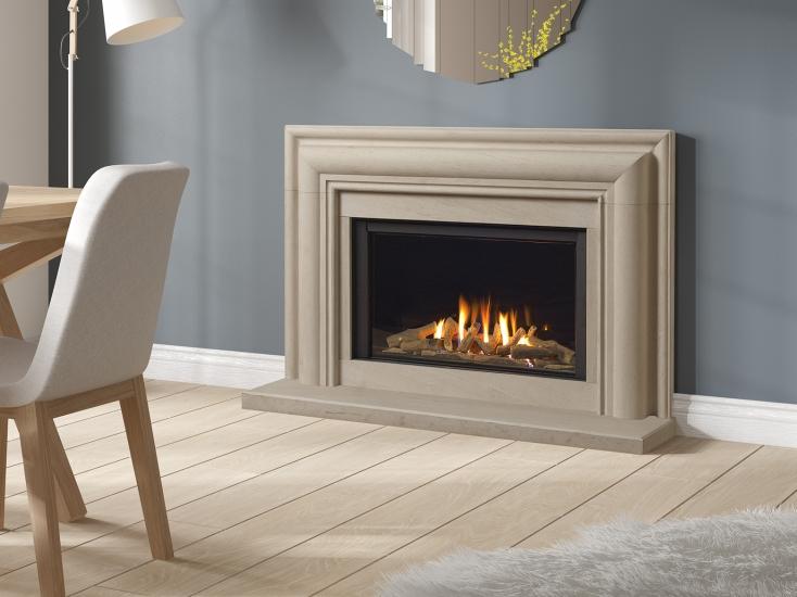 Gas Fire / Beautiful Flames & Warmth