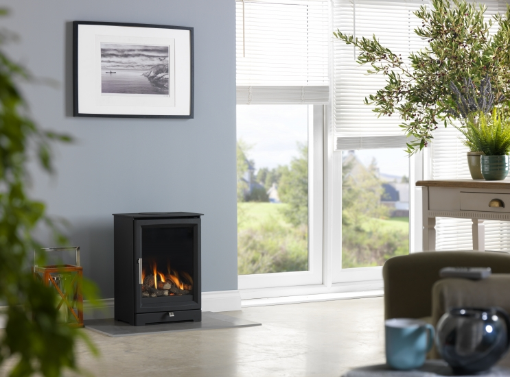 Paragon-Edge-BF-Gas-Stove-on-Flat-Wall-Extension