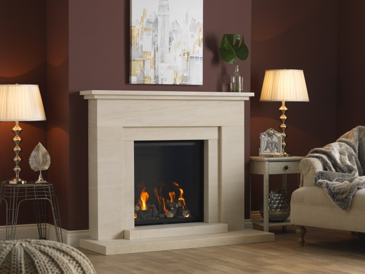 Paragon-P5-Black-Ribbed-Liners-Wenlock-PL-Limestone-Surround